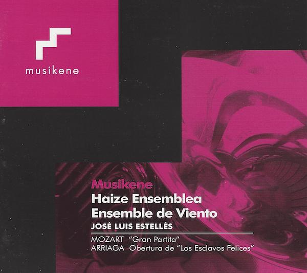 Arriaga/Lazkano & Mozart